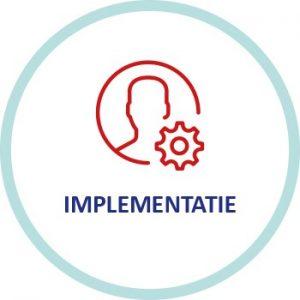 icoon implementatie